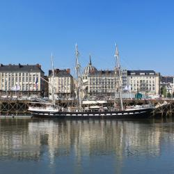 Nantes 42 accessible hotels