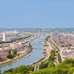 Rouen 5 four-star hotels