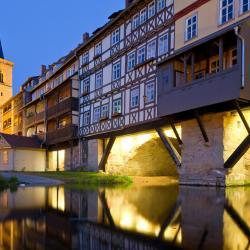 Erfurt 273 hotéis