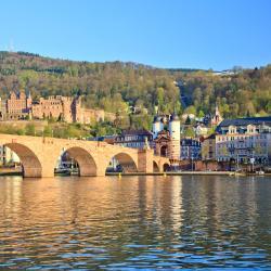 Heidelberg 200 hotelů