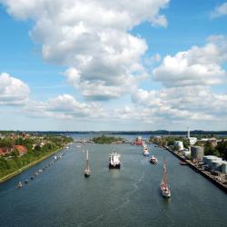 Kiel 119 hoteller