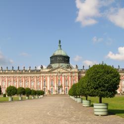 Potsdam 151 hotéis