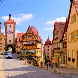 Rothenburg ob der Tauber 77 hotels