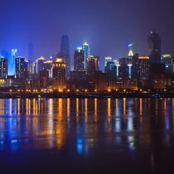 Chongqing 21 spa hotels