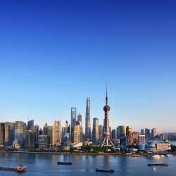 Шанхай 1840 отелей