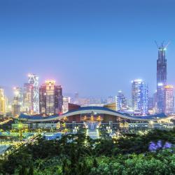 Shenzhen 695 hotels