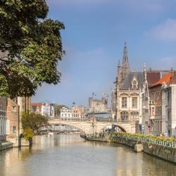 Ghent 31 accessible hotels