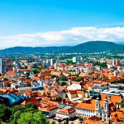 Štýrský Hradec 353 hotelů