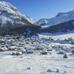 Lech 173 hotels