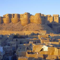 Jaisalmer 9 resorts
