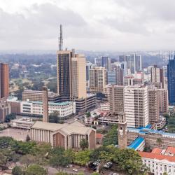 Nairobi 2039 hotel