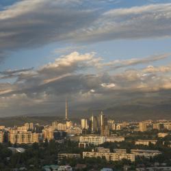 Almaty 1303 hotels