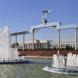 Ташкент 686 отелей