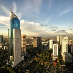 Jakarta 153 accessible hotels