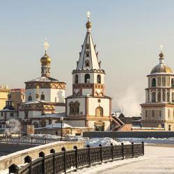 Irkutsk 7 hotels with pools