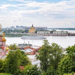 Nizhny Novgorod 19 hotels with pools