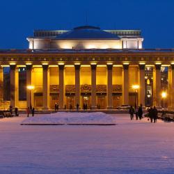 Новосибирск 1405 отелей