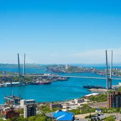 Vladivostok 11 hotels with pools