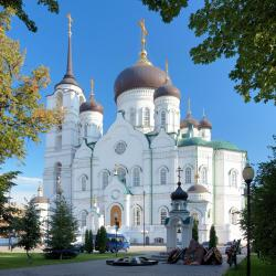 Voronezh 43 accessible hotels