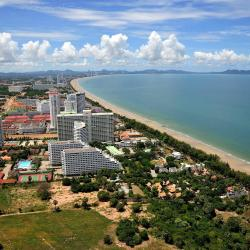 Jomtien Beach 5 Boutique Hotels