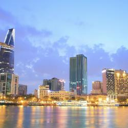 Ho Chi Minh City 147 luxury hotels