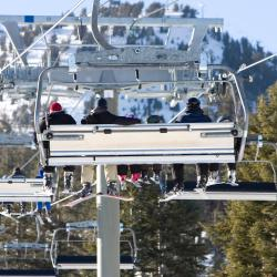 Mammoth Lakes 6 resorts