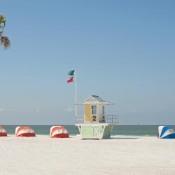 Clearwater Beach 12 four-star hotels