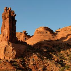 Moab 6 campgrounds