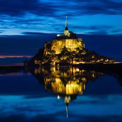 Le Mont Saint Michel 8 boutique hotels