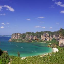 Railay Beach 15 resorts