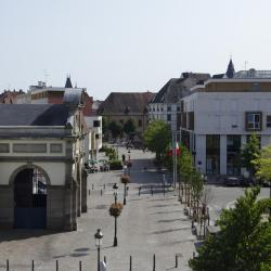 Haguenau 21 hotels