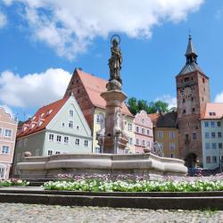 Landsberg am Lech 24 hotels