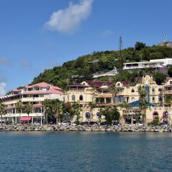 Marigot 4 apartments