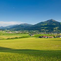 Sankt Johann in Tirol 4 golf hotels