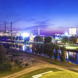 Wolfsburg 56 Hotels