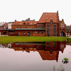 Wismar 3 hotels with pools