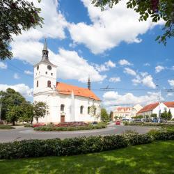 Lázně Bohdaneč 4 hotels