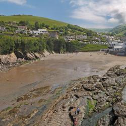 Combe Martin 3 guest houses