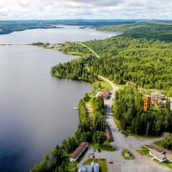 Lac-Bouchette 9 hotels
