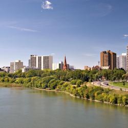 Saskatoon 83 hotéis