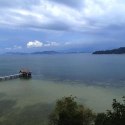 Pulau Gaya 3 hotel