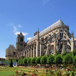 Bourges 12 accessible hotels