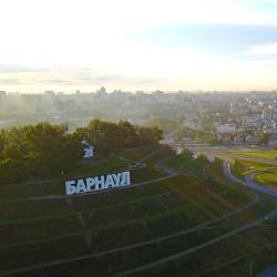 Барнаул 343 отеля