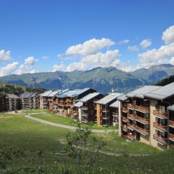 Plagne Villages 42 hotels