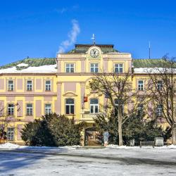 Liptovský Mikuláš – Demänová 9 hotelov