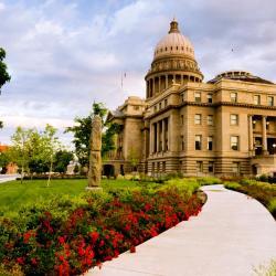 Boise 150 hôtels
