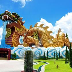 Suphan Buri 3 resorts
