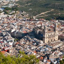 Jaén 62 hoteles