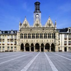Saint-Quentin 51 hotels