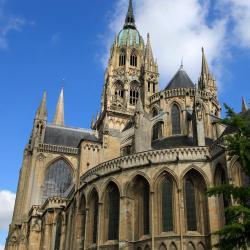 Bayeux 206 hotels